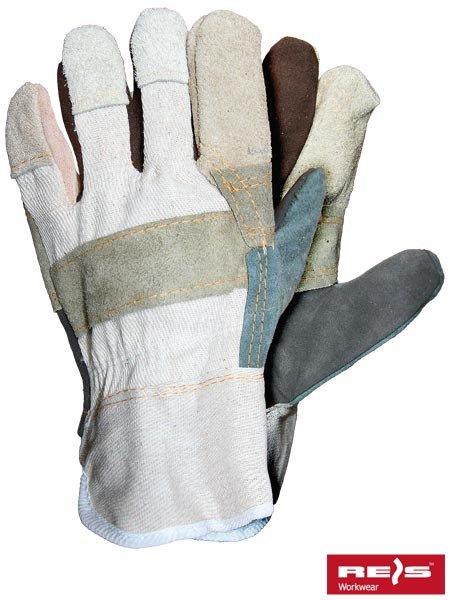 9ec0c45e Rękawice ochronne robocze skóra bydlęca RBK r.10,5 - Nasze produkty
